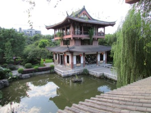 Pagoda of Royal Palace Hotel